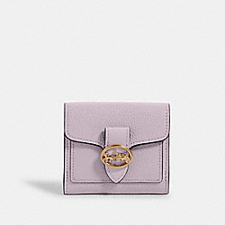 GEORGIE SMALL WALLET - IM/SOFT LILAC - COACH 6654