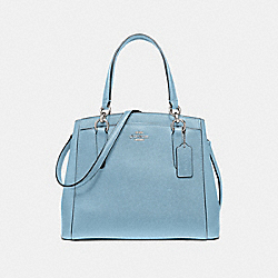 MINETTA CROSSBODY - SV/CORNFLOWER - COACH 67091