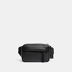 MINI EDGE BELT BAG - QB/BLACK - COACH 6786