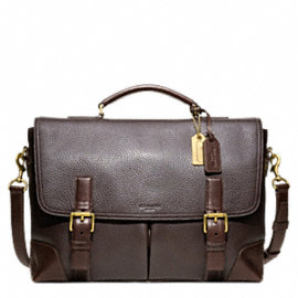 CROSBY LEATHER FLAP BUSINESS BRIEF