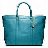 BLEECKER LEGACY LEATHER WEEKEND TOTE