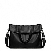 THOMPSON CROSSBODY FOLDOVER TOTE