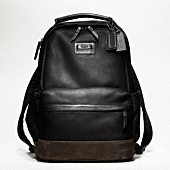 RIVINGTON LEATHER BACKPACK