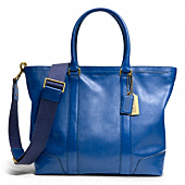 BLEECKER LEGACY LEATHER BUSINESS TOTE