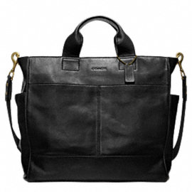 BLEECKER LEGACY LEATHER UTILITY TOTE