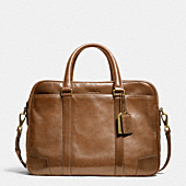BLEECKER LEATHER COMMUTER