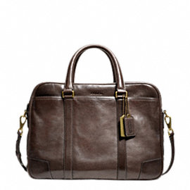 BLEECKER COMMUTER IN LEATHER