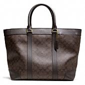 BLEECKER SIGNATURE WEEKEND TOTE
