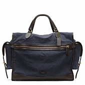 BLEECKER TOUGH CANVAS CARRYALL
