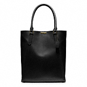 BLEECKER LEATHER PERRY TOTE