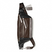 Thompson Leather Colorblock City Pack