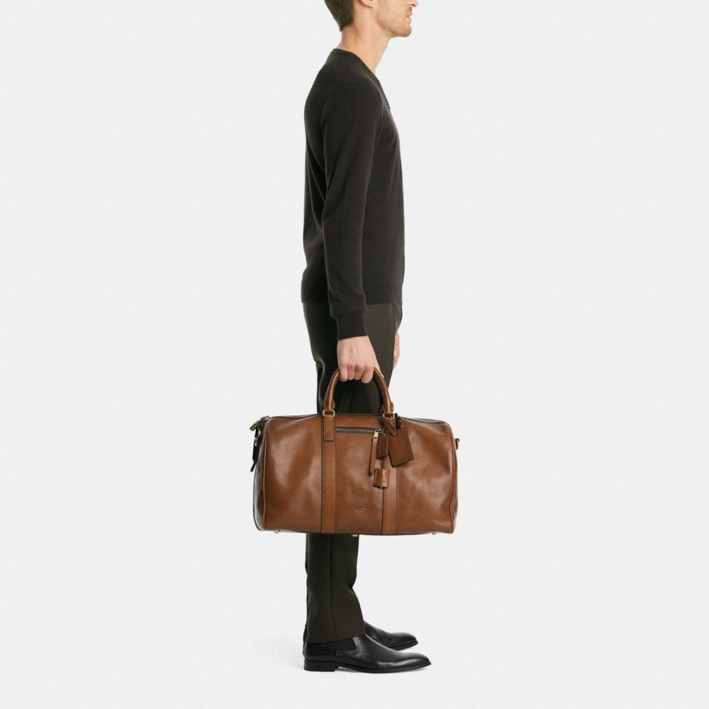 Bleecker Duffle in Leather - Alternate View M2