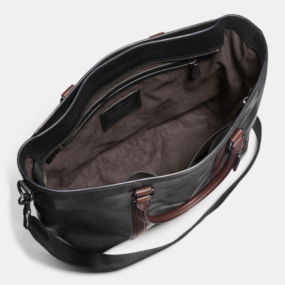 Metropolitan Tote in Sport Calf Leather - Alternate View A3