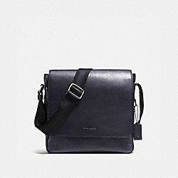 METROPOLITAN MAP BAG - MIDNIGHT/BLACK ANTIQUE NICKEL - COACH 72116