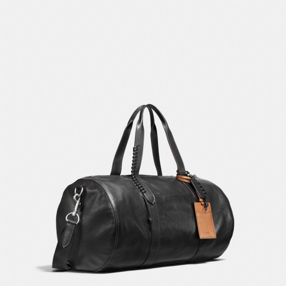 Rip and Repair Large Gym Bag in Sport Calf Leather - Alternate View A2