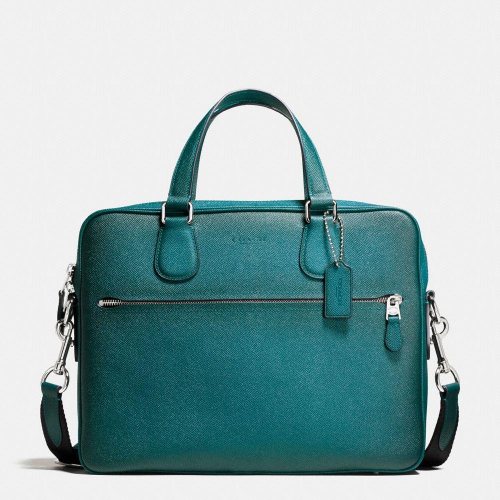 Coach Hudson 5 Bag in Burnished Crossgrain Leather