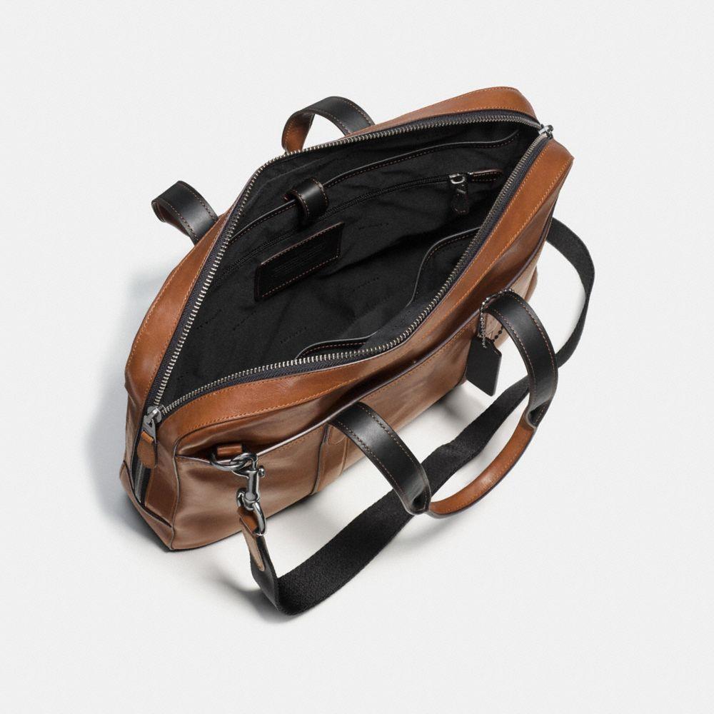 Metropolitan Soft Brief in Sport Calf Leather - Alternate View A3
