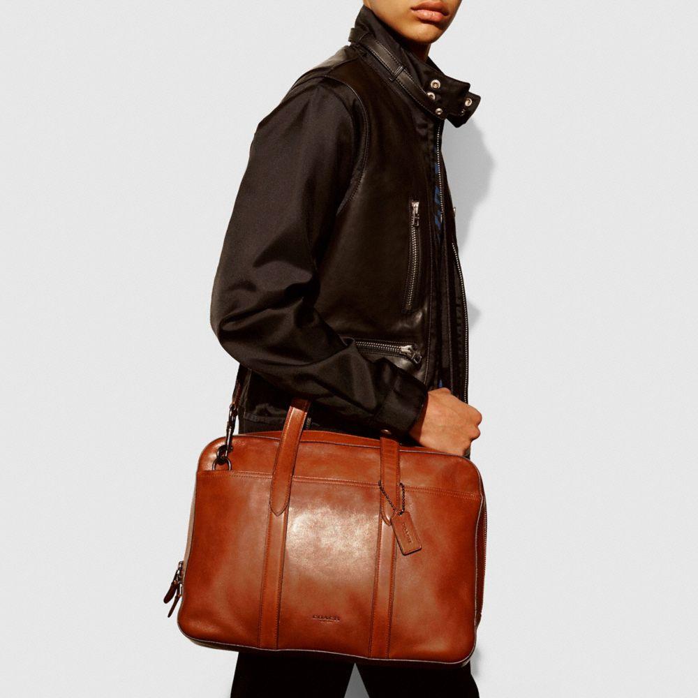 Metropolitan Soft Brief in Sport Calf Leather - Alternate View A4