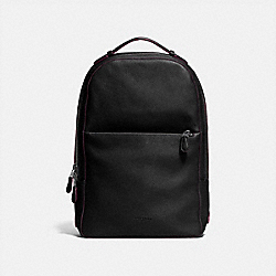 METROPOLITAN SOFT BACKPACK - BLACK/BLACK ANTIQUE NICKEL - COACH 72306