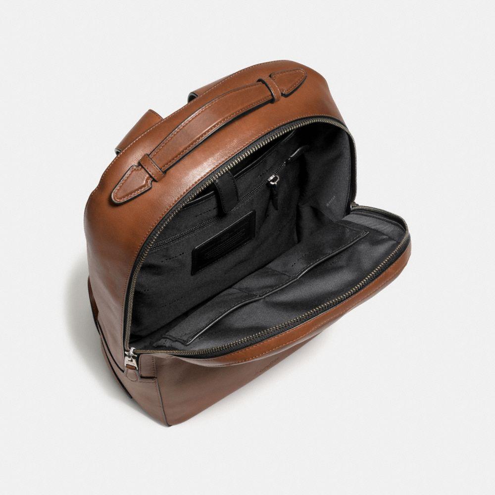 Metropolitan Soft Backpack in Sport Calf Leather - Alternate View A2