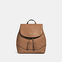 ELLE BACKPACK - IM/TAUPE - COACH 72645