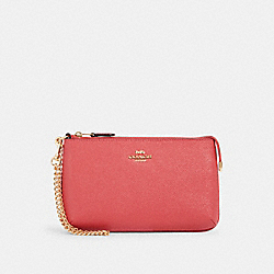 LARGE WRISTLET - IM/POPPY - COACH 73044