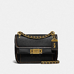 TROUPE CROSSBODY - B4/BLACK - COACH 73560