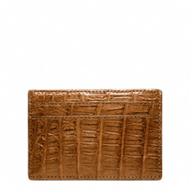 Exotic Slim Card Case