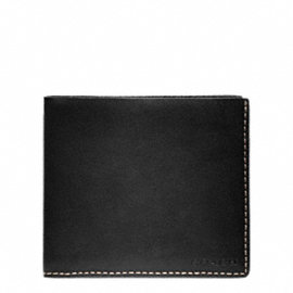HERITAGE BASEBALL DOUBLE BILLFOLD