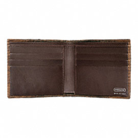 LIZARD DOUBLE BILLFOLD
