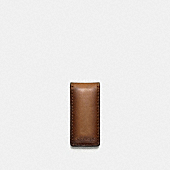 Bleecker Legacy Leather Money Clip