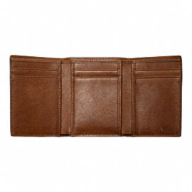 Bleecker Legacy Leather Trifold