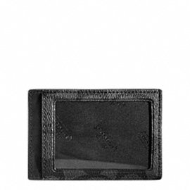 BLEECKER SIGNATURE ID CARD CASE