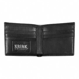 KRINK DOUBLE BILLFOLD