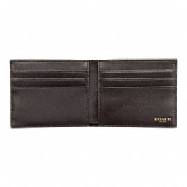 BLEECKER SIGNATURE SLIM BILLFOLD