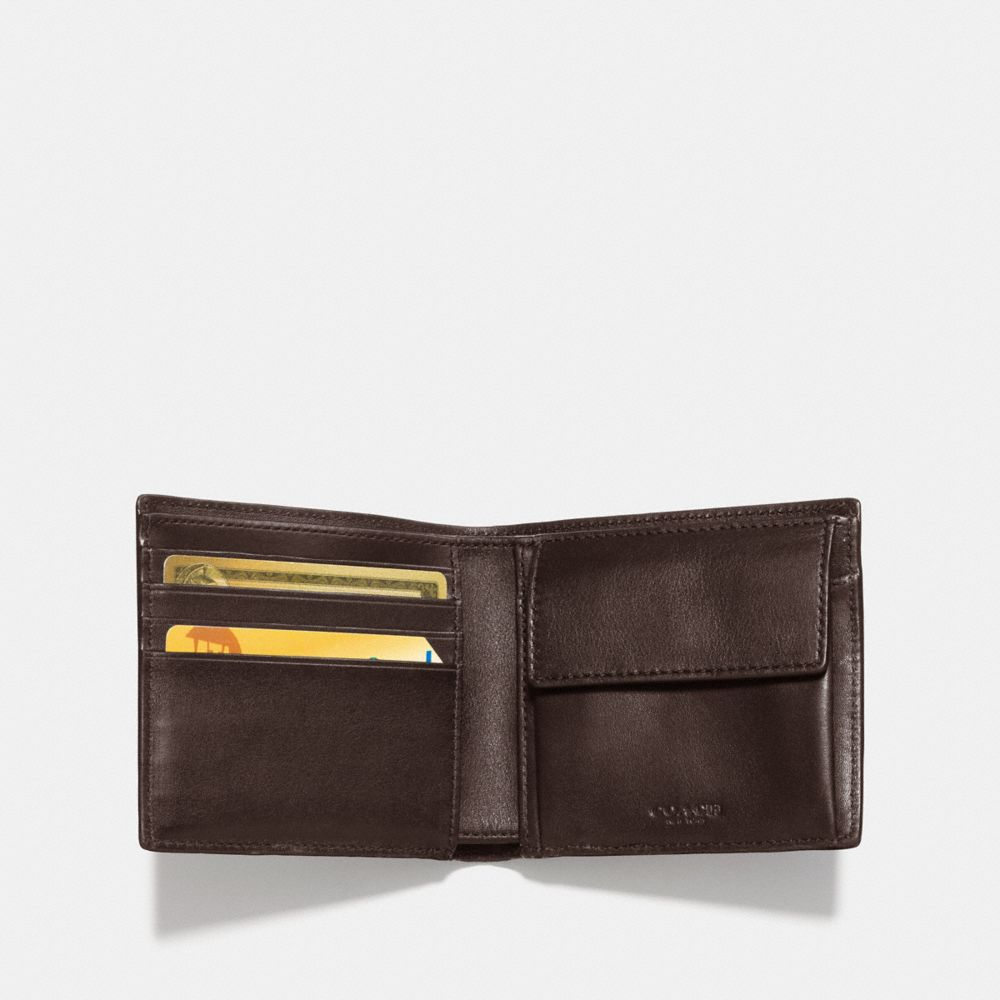 Coach Coin Wallet Alternate View 1