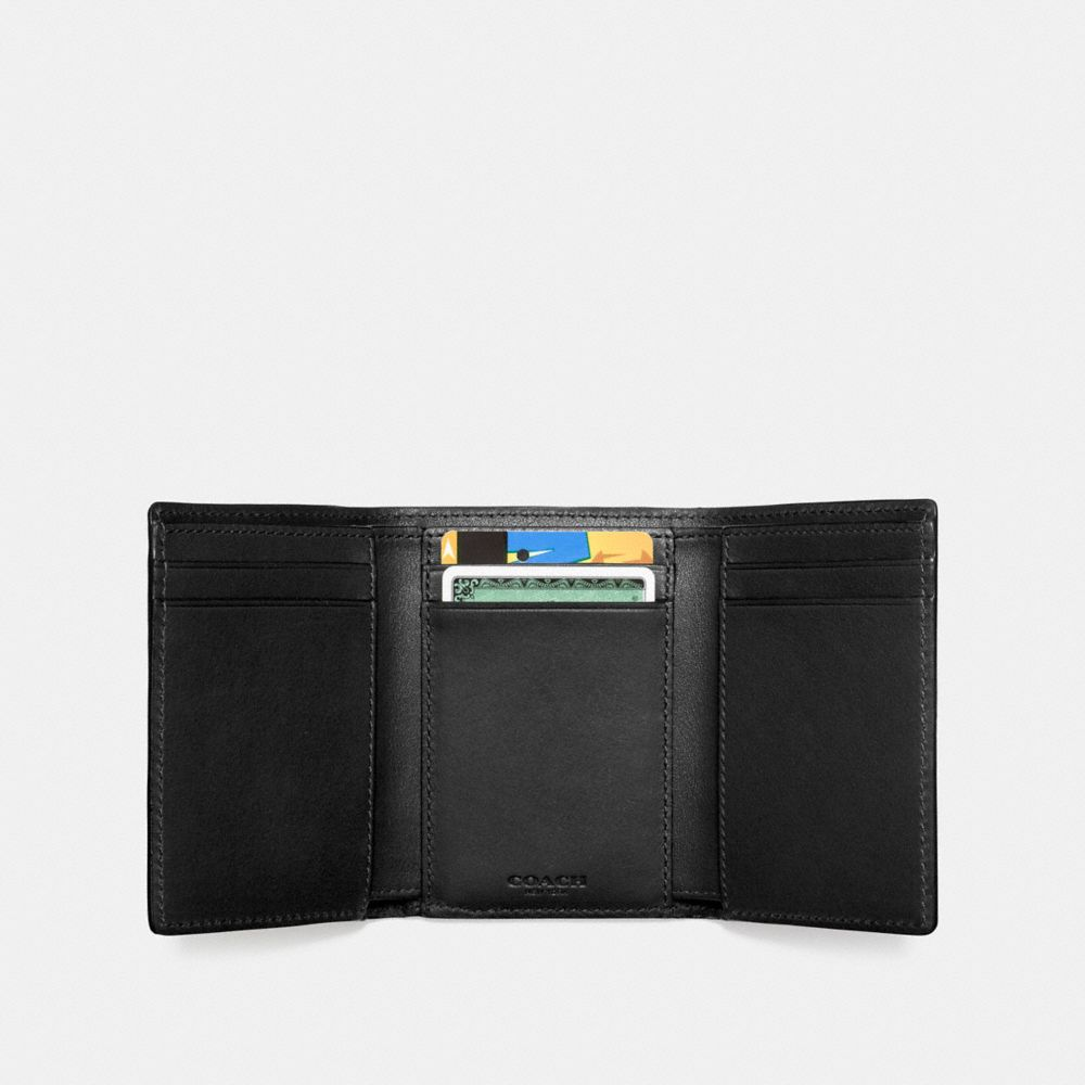 Coach Trifold Wallet Alternate View 1