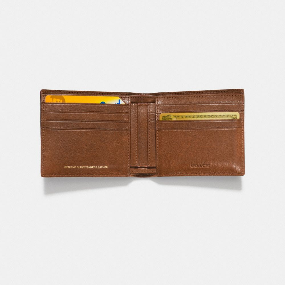 Rip and Repair 3-In-1 Wallet in Glovetanned Leather - Alternate View L1