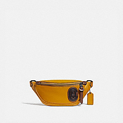 RIVINGTON BELT BAG 7 - JI/FLAX - COACH 76188