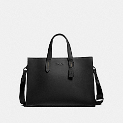CHARLIE BRIEF - JI/BLACK - COACH 76202