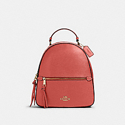 JORDYN BACKPACK - IM/BRIGHT CORAL - COACH 76624