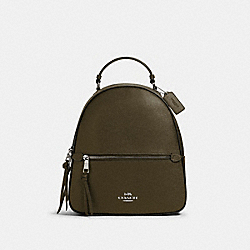 JORDYN BACKPACK - SV/CARGO GREEN - COACH 76624