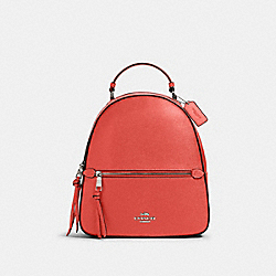 JORDYN BACKPACK - SV/TANGERINE - COACH 76624