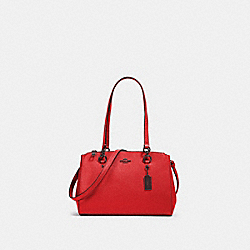 ETTA CARRYALL - QB/MIAMI RED - COACH 76938