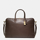 CROSBY LEATHER SOFT SUITCASE