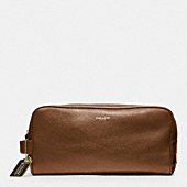 CROSBY LEATHER TRAVEL KIT