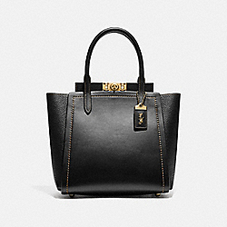 TROUPE TOTE - B4/BLACK - COACH 78164