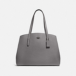 CHARLIE CARRYALL 40 - GM/HEATHER GREY - COACH 78220