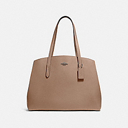 CHARLIE CARRYALL 40 - LH/TAUPE - COACH 78220