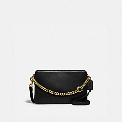 SIGNATURE CHAIN CROSSBODY - B4/BLACK - COACH 78801
